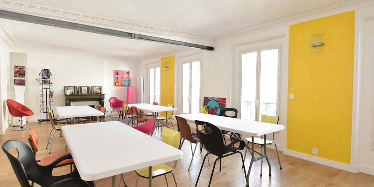 Arty Loft, Salle de location Paris Grands Boulevards #0