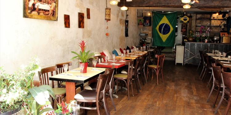 Le Porta Da Selva, Restaurant Paris Bonne nouvelle #0
