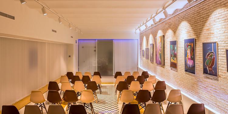 LBK99 Las cortes, Sala de alquiler Madrid Cortes #0