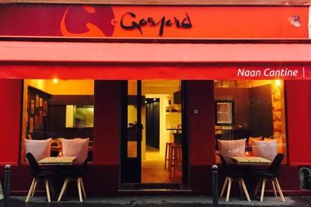 G by Gaspard Pigalle, Restaurant Paris Pigalle #0