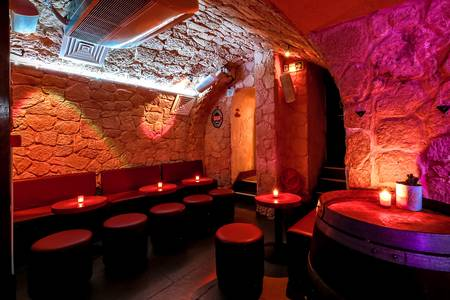 Chai Antoine, Bar Paris Mabillon #0