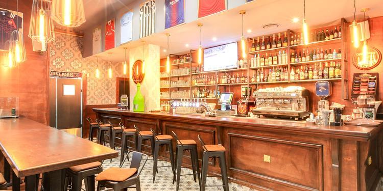 Le Train Pub, Bar Rueil-Malmaison Rueil-Malmaison #0