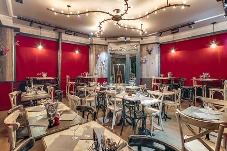 Maison Dangles, Restaurant Paris Auteuil #0