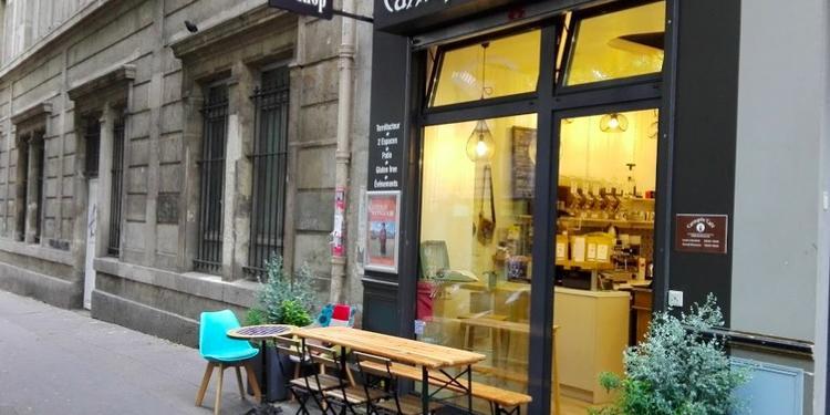 Cassiopée Café, Salle de location Paris Clignancourt #0