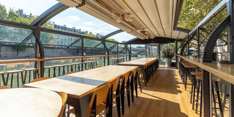 Les Maquereaux - privatisation complète, Salle de location Paris Notre-Dame #0