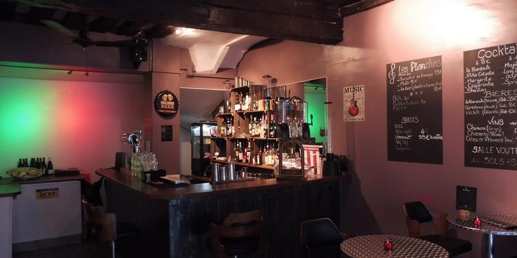 Barazik, Bar Paris Odéon #0