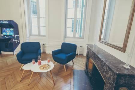 La Rive - iRoom, Salle de location Lyon Lyon #0