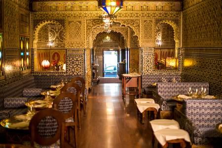 Restaurante Al-Mounia, Restaurante Madrid Salamanca #0