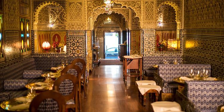 Restaurante Al-Mounia, Espacio Madrid Salamanca #0
