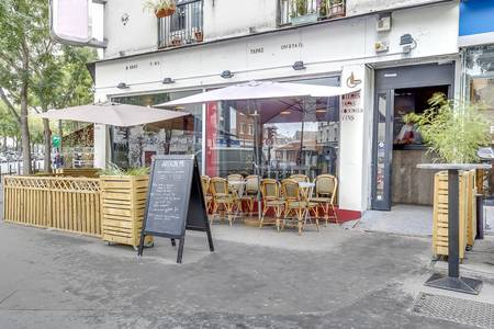 L'Apéronome, Bar Paris Père-Lachaise #0
