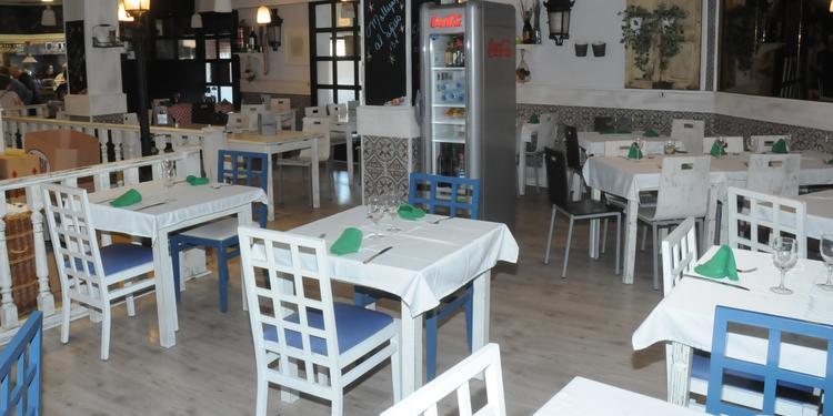 Mesón El Cordero, Restaurante Madrid Tetuán #0
