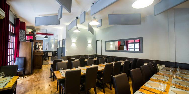 Le Terrabis, Restaurant Paris  #0