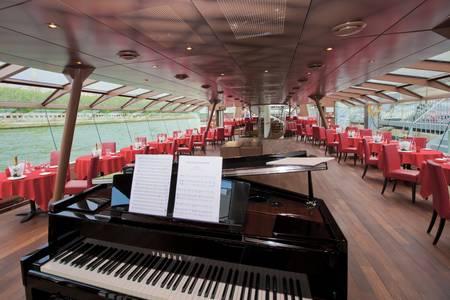 Bateaux Mouches - Le Jean Bruel, Salle de location Paris Champs-Elysées #0