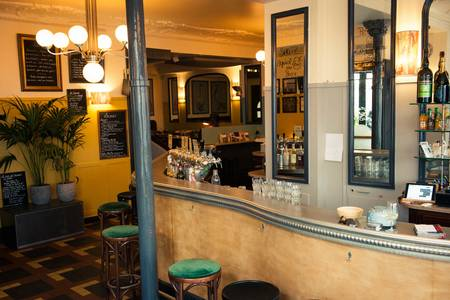 Le Piston Pélican, Bar Paris Père lachaise #0