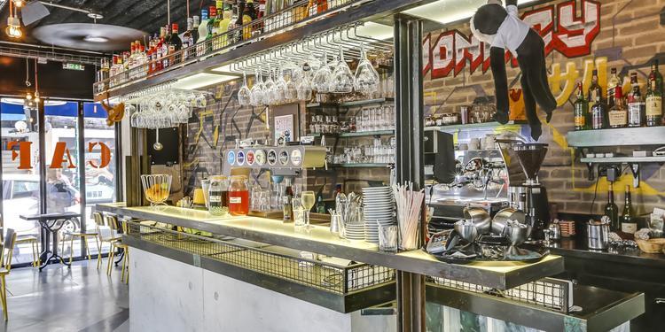 Le Monkey, Bar Paris Bonne Nouvelle #2