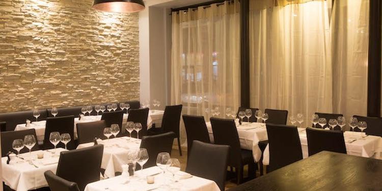 Monsieur A (FERMÉ), Restaurant Paris Kléber #0