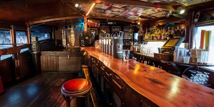 La Dame de Canton, Bar Paris Austerlitz #2