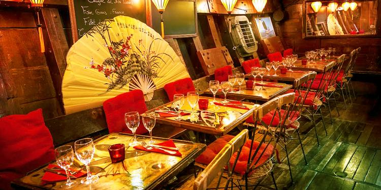 La Dame de Canton, Bar Paris Austerlitz #6