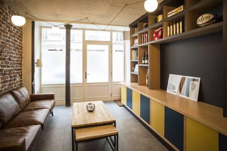 Le Grand Pan : la suite, Salle de location Paris Convention #0
