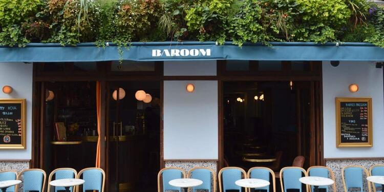 Le Baroom, Bar Paris Bastille #0