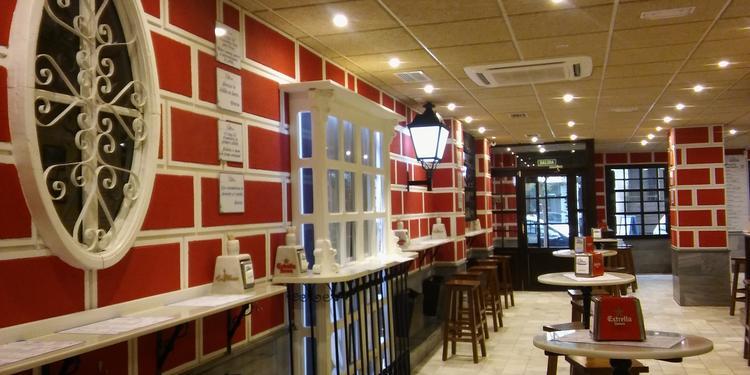 Bodega La Fuente Chamberí, Bar Madrid Chamberí #0