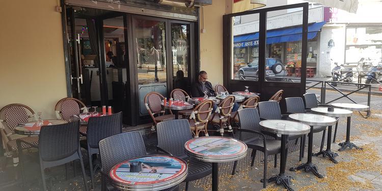 Le Café Piscine, Bar Paris Chapelle  #0