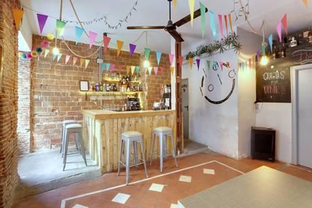 La Lola Cóctel Bar, Sala de alquiler Madrid La Latina #0