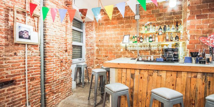 La Lola Cóctel Bar, Espacio Madrid La Latina #0