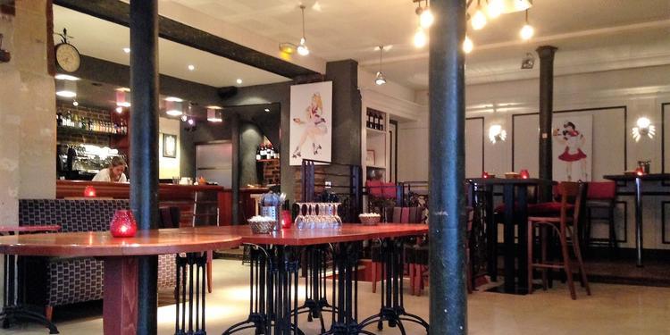Café Contre Allée, Bar Paris Kleber #0