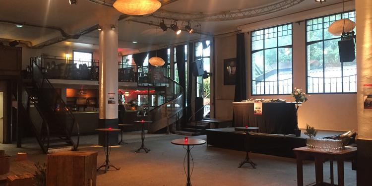Le Forum de la Bellevilloise, Salle de location Paris Belleville #0