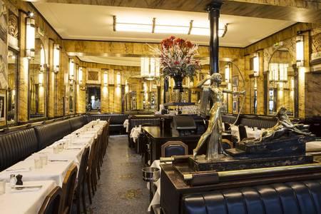 Le Vaudeville, Restaurant Paris Bourse #0