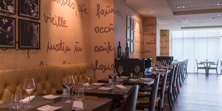 Brasserie Victor Hugo, Restaurant Neuilly-sur-Seine Neuilly-sur-Seine #0