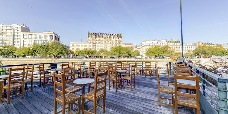 Le Grand Bleu, Bar Paris Bastille #6