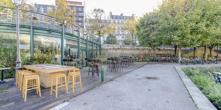Le Grand Bleu, Bar Paris Bastille #7