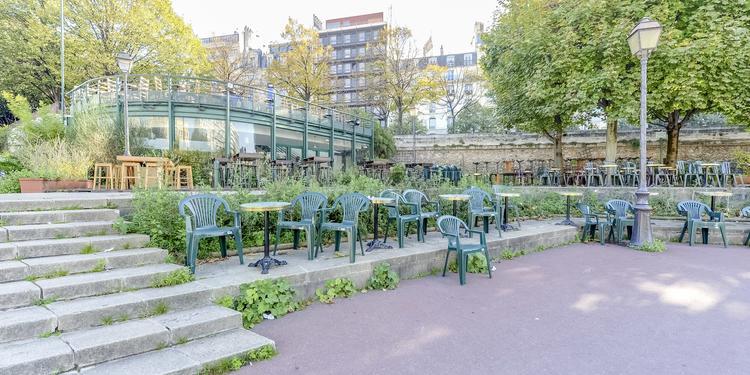 Le Grand Bleu, Bar Paris Bastille #8