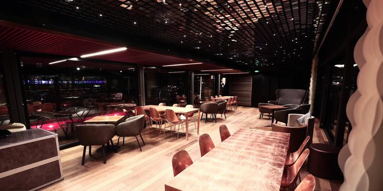 Le OFF Paris Seine, Salle de location Paris Jardin des Plantes #2