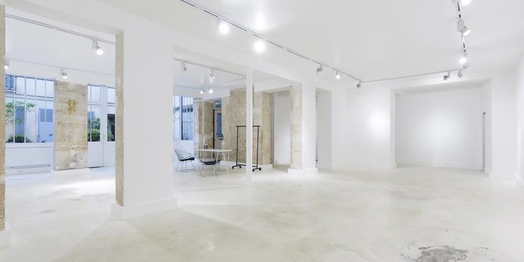 Galerie MR 14, Salle de location Paris Arts et Métiers #0