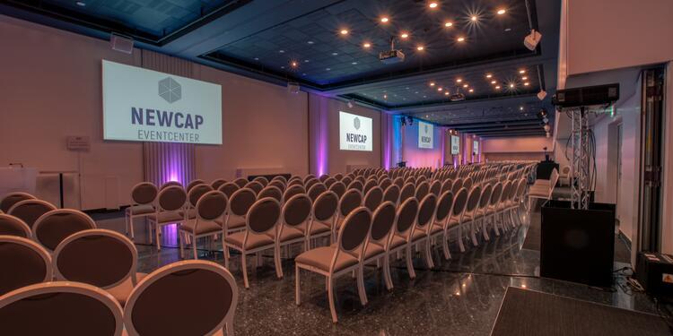 New Cap Event Center, Salle de location Paris Tour Eiffel #0