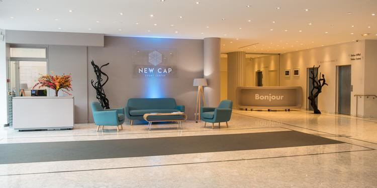New Cap Event Center, Salle de location Paris Tour Eiffel #0