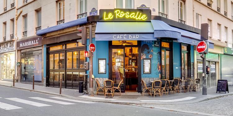 Le Rosalie, Bar Paris Roquette #0
