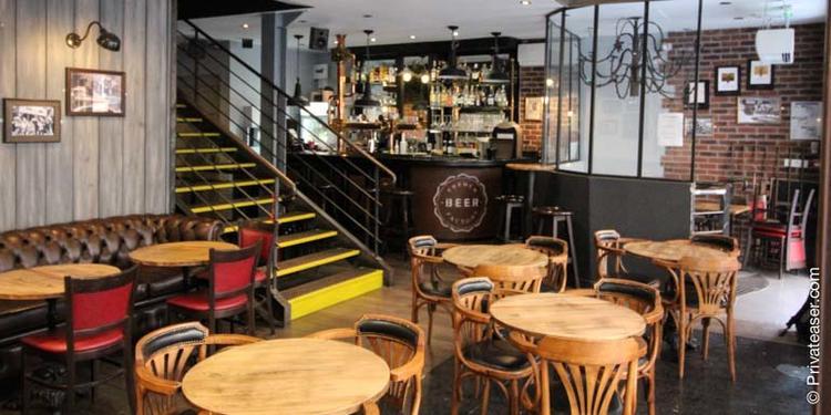 Le Chesterfield Café (FERMÉ), Bar Paris Grands Boulevards #0