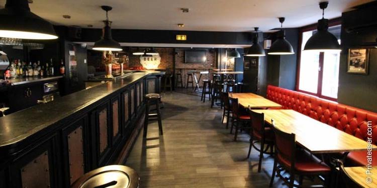 Le Chesterfield Café (FERMÉ), Bar Paris Grands Boulevards #1