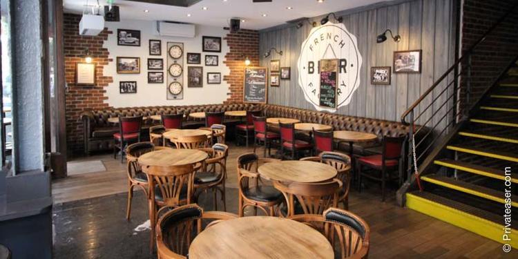 Le Chesterfield Café (FERMÉ), Bar Paris Grands Boulevards #4