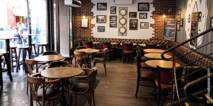 Le Chesterfield Café (FERMÉ), Bar Paris Grands Boulevards #5