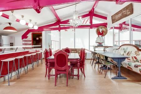 Rrose Selavy: La Mezzanine, Salle de location Paris Pigalle #0