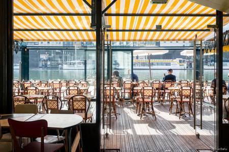Le Barlu, Restaurant Paris Stalingrad #0