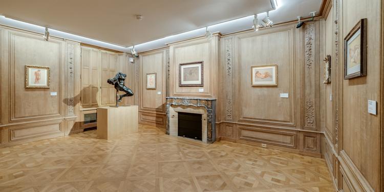 Le Musée Maillol: La cave voutée, Salle de location Paris Saint-Germain-des-Prés #8
