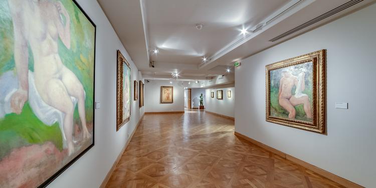 Le Musée Maillol: La cave voutée, Salle de location Paris Saint-Germain-des-Prés #9