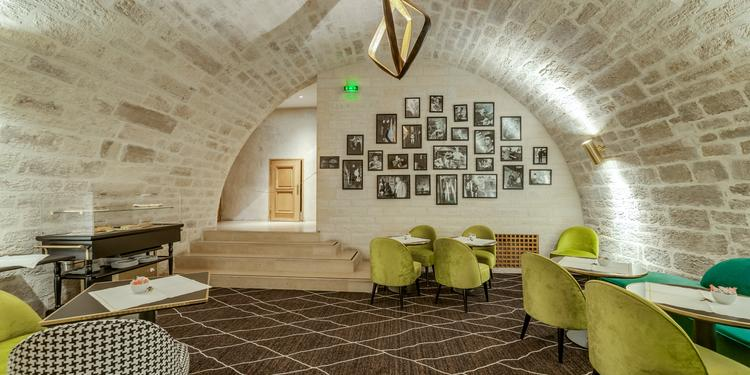 Le Musée Maillol: La cave voutée, Salle de location Paris Saint-Germain-des-Prés #3