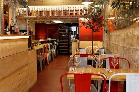 La cantine du vin en bouche, Bar Paris Sèvres Babylone #0